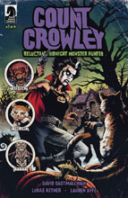 Image: Count Crowley: Reluctant Midnight Monster Hunter #2 - Dark Horse Comics