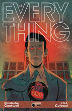 Image: Everything #3 - Dark Horse Comics