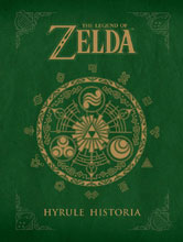 Image: Legend of Zelda: Hyrule Historia HC  (new printing) - Dark Horse Comics
