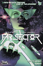 Image: Far Sector #1 - DC - Black Label