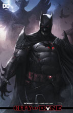 Image: Batman #83 (variant card stock cover - Francesco Mattina) - DC Comics