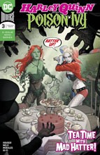 Image: Harley Quinn & Poison Ivy #3 - DC Comics
