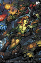 Image: Harley Quinn & Poison Ivy #3 (variant Poison Ivy cover - David Finch) - DC Comics