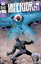 Image: Inferior Five #3 - DC Comics