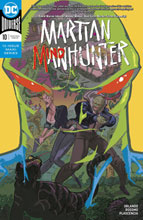 Image: Martian Manhunter #10 - DC Comics