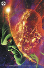 Image: Martian Manhunter #10 (variant cover - Joshua Middleton) - DC Comics