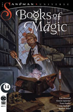 Image: Books of Magic #14 - DC - Black Label