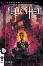 Image: Lucifer #14  [2019] - DC - Black Label