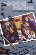 Image: Doom Patrol: Weight of the Worlds #5 - DC - Black Label