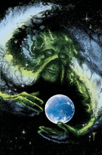 Image: Absolute Swamp Thing by Alan Moore Vol. 02 HC  - DC - Black Label