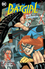 Image: Batgirl Vol. 06: Old Enemies SC  - DC Comics