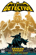 Image: Batman: Detective Comics Vol. 02: Arkham Knight HC  - DC Comics