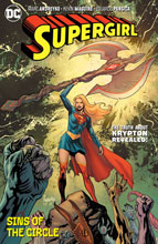 Image: Supergirl Vol. 02: Sins of the Circle SC  - DC Comics