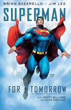 Image: Superman for Tomorrow 15th Anniversary Deluxe Edition HC  - DC Comics