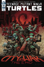 Image: Teenage Mutant Ninja Turtles #100 (cover A - Wachter) - IDW Publishing
