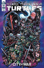 Image: Teenage Mutant Ninja Turtles #100 (cover B - Eastman) - IDW Publishing