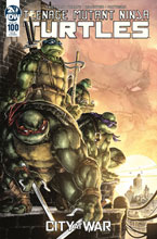 Image: Teenage Mutant Ninja Turtles #100 (incentive 1:25 cover - Williams II) - IDW Publishing