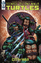 Image: Teenage Mutant Ninja Turtles #100 (incentive 1:50 cover - Laird & Eastman) - IDW Publishing