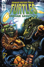 Image: Teenage Mutant Ninja Turtles: Urban Legends #19 (incentive 1:10 cover - Eastman) - IDW Publishing