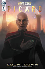Image: Star Trek: Picard - Countdown #1 (cover A - Tba) - IDW Publishing