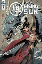 Image: Rising Sun #1 (incentive 1:10 cover - Yu) - IDW Publishing