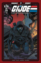 Image: G.I. Joe: A Real American Hero #270 (cover A - Atkins) - IDW Publishing