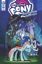 Image: My Little Pony: Friendship Is Magic #84 (cover A - Kuusisto)  [2019] - IDW Publishing