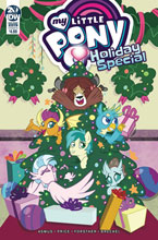 Image: My Little Pony Holiday Special  (cover B - Forstner) - IDW Publishing