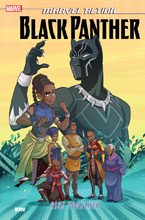 Image: Marvel Action Black Panther Book 02: Rise Together SC  - IDW Publishing