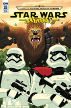 Image: Star Wars Adventures #28 (cover A - Charm) - IDW Publishing