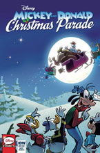Image: Mickey and Donald: Christmas Parade 2019  - IDW Publishing