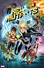 Image: New Mutants #1 (variant Young Guns cover - Garron) - Marvel Comics