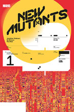 Image: New Mutants #1 (incentive Design cover - Tom Muller) - Marvel Comics