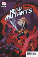 Image: New Mutants #1 (incentive Hidden Gem cover - Bob McLeod) - Marvel Comics