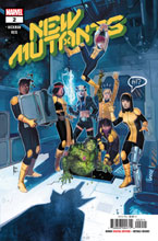 Image: New Mutants #2 - Marvel Comics