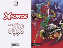 Image: X-Force #1 (variant Young Guns cover - Dauterman) - Marvel Comics