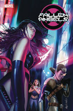 Image: Fallen Angels #1 - Marvel Comics