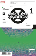 Image: Fallen Angels #1 (incentive Design cover - Tom Muller)  [2019] - Marvel Comics