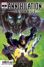 Image: Annihilation - Scourge Alpha #1 - Marvel Comics