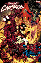 Image: Absolute Carnage #5 (incentive Cult of Carnage cover - Bagley) - Marvel Comics