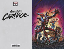 Image: Absolute Carnage #5 (AC) (incentive cover - Ron Lim virgin) - Marvel Comics