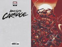 Image: Absolute Carnage #5 (AC) (incentive cover - Stegman virgin) - Marvel Comics