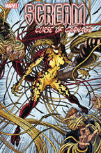 Image: Scream: Curse of Carnage #1 (incentive cover - Bradshaw) - Marvel Comics
