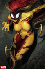 Image: Scream: Curse of Carnage #1 (incentive cover - Artgerm virgin) - Marvel Comics