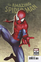 Image: Amazing Spider-Man #33 (AC) (incentive Artist cover) - Marvel Comics