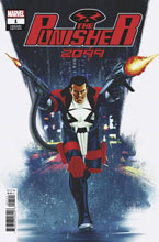 Image: Punisher 2099 #1 (incentive cover - Epting) - Marvel Comics