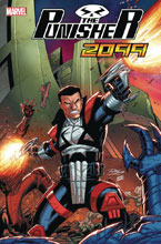 Image: Punisher 2099 #1 (variant cover - Ron Lim) - Marvel Comics