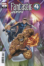 Image: Fantastic Four 2099 #1 (variant cover - Ron Lim)  [2019] - Marvel Comics