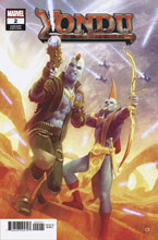 Image: Yondu #2 (incentive cover - Garner) - Marvel Comics