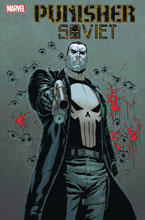 Image: Punisher: Soviet #1 (incentive cover - Burrows) - Marvel Comics